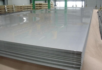 ASTM 201 304 316L Stainless Steel Plates 1000mm-6000mm Length