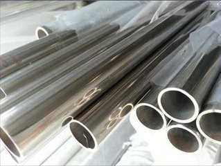 চীন 316 / 316L / 316Ti Stainless Steel Welded Pipe EN 1.4401 1.4404 1.4571 সরবরাহকারী