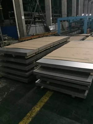চীন 316L Stainless Steel Plate 1mm 0.3mm Thick Steel Sheet Metal For Industry সরবরাহকারী