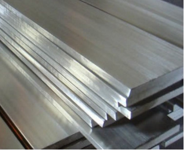 চীন Cold Rolled Brushed Stainless Steel Flat Bar , High Hardness ss flat bar 300 Series সরবরাহকারী