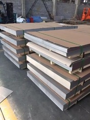 চীন 310S Alloy Steel Plates INOX 310S 1.4845 Stainless Steel  Metal Plate for industry সরবরাহকারী