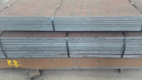 চীন AISI/ASTM A36 Hot Rolled / Cold Rolled Ms Carbon Steel Plate / Sheet Hot Rolled সরবরাহকারী