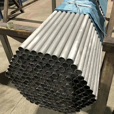 316L Stainless Steel Seamless Tube ASTM A312 TP 316L Seamless 316l Stainless Steel Tube