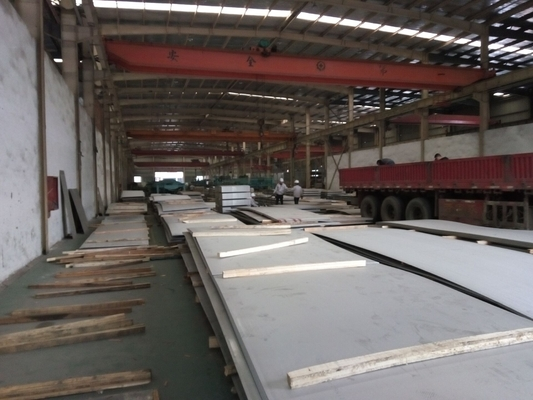 Hastelloy B3 Sheet / Hastelloy Plate , Thick 0.03 - 1.00 mm , Width 3.0 - 330mm For Industry