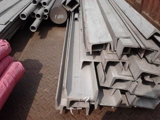 Construction Material 316L 303 201 Stainless Steel U Channel / C Channel