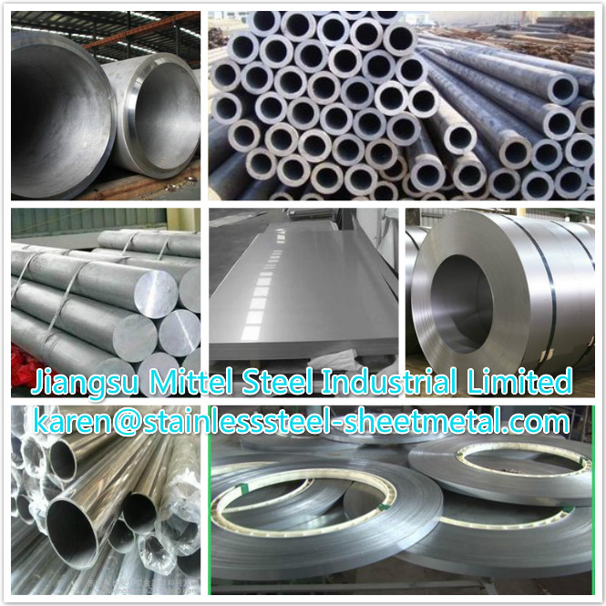 Monel 400 254smo 17-4PH 17-7PH XM-19 S21800 1.4529 Hot Rolled Steel Plate For Industry